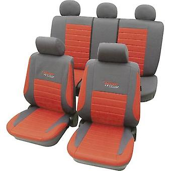 Seat covers 11-piece cartrend 60121 Active Polyest