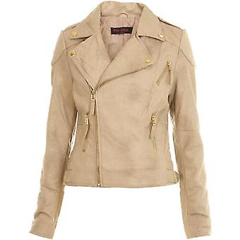 Herrah Womens Leather Jacket