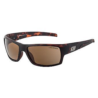 Dirty Dog Beast Sunglasses - Satin Tort