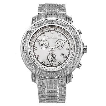 Joe Rodeo diamante reloj - JUNIOR plata 11.5 quilates