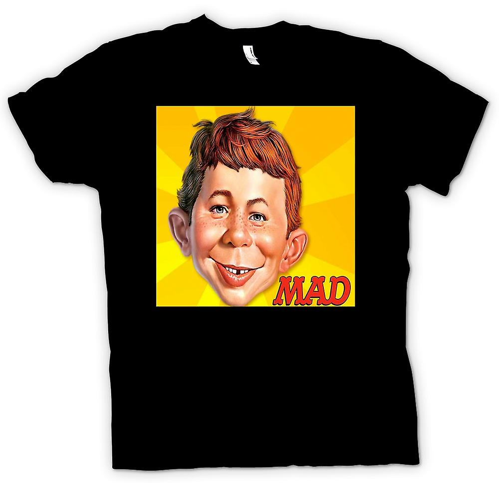 Mens T-shirt - Mad Satiracal - Funny