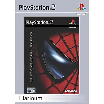 Spider-Man de film Platinum (PS2)