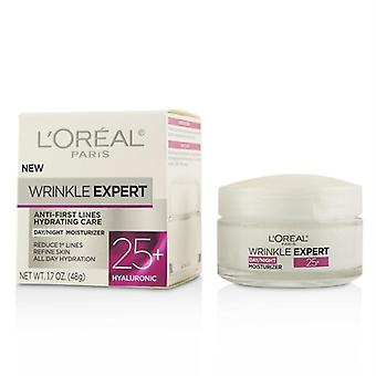 L'oreal Wrinkle Expert 25+ Day/Night Moisturizer - 50ml/1.7oz