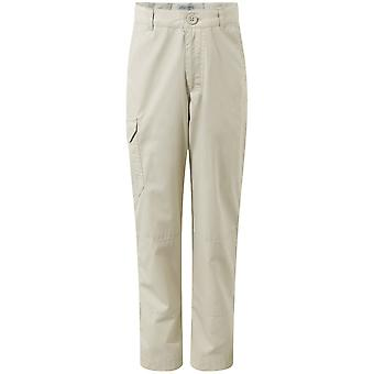 Craghoppers Boys Kiwi II Outdoor Walking Splash Proof Trousers