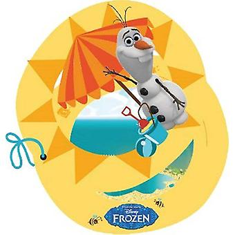 Invitation invitations OLAF Frozenparty kids birthday invitation card 6