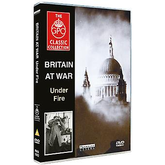 Britain at War: Under Fire DVD