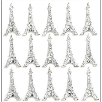 Jolee's Boutique Dimensional Stickers-Eiffel Towers