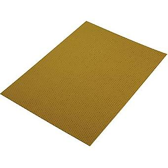 Conrad Components 1226948 Tape RT/A4 Yellow (L x W) 300 mm x 210 mm 1 sheet