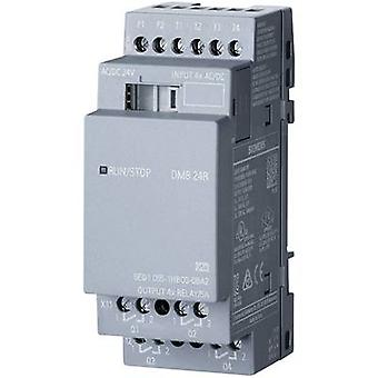 Siemens LOGO! DM8 24R 0BA2 SPS-Add-on-Modul 24 Vdc