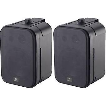 Renkforce controle 250 Outdoor luidspreker 30 W IP54 zwart 1 paar