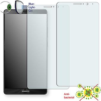 Huawei Mate 9 screen protector - Disagu ClearScreen protector (deliberately smaller than the display, as this is arched)