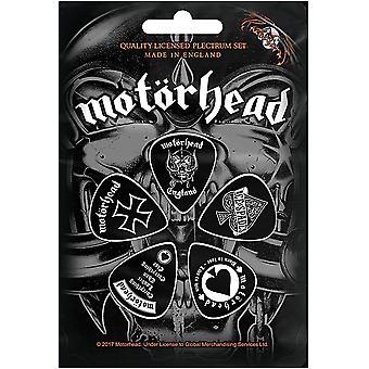 Motorhead Англия 5 плектр пакет