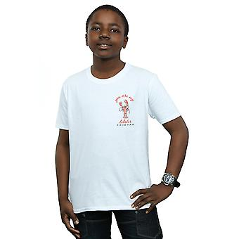 Friends Boys Lobster Chest T-Shirt