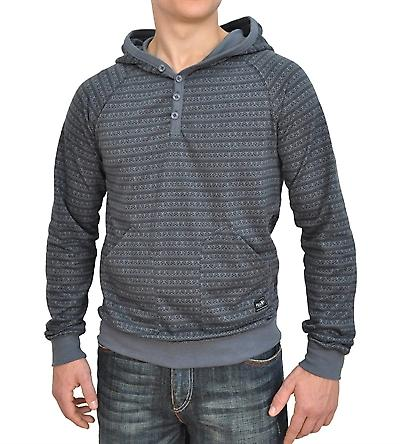 Ripper optique Henley Ultra Slim pull à capuche