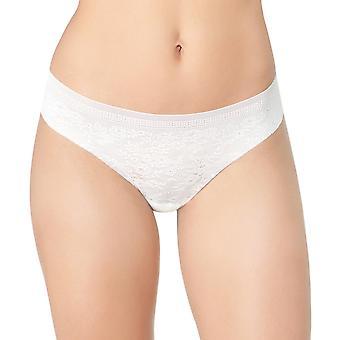 Sloggi ZERO Lace Hipstring - Silk White