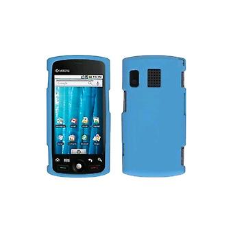 Wireless Solutions Silicone Gel Case for Kyocera Zio SCP-8600 M6000 - Blue