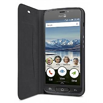 Doro Flip Cover 8040 Black case.