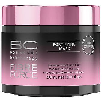 Schwarzkopf BC FiberForce Fortifier behandeling masker 150ml