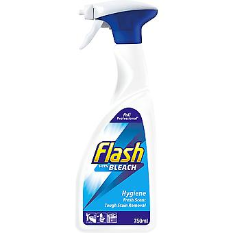 Flash Cleaning Spray With Bleach