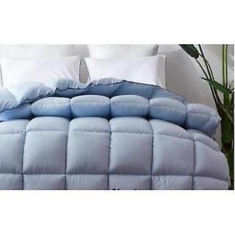 600 Gsm-100% Cotton Quilt /duvet/ Comforter-light Blue