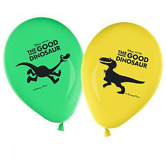 Los globos de Good Dinosaur