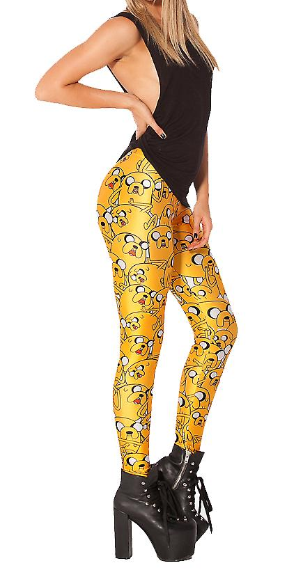 Waooh - Fashion - Legging Printed Fantasy Adventure Time