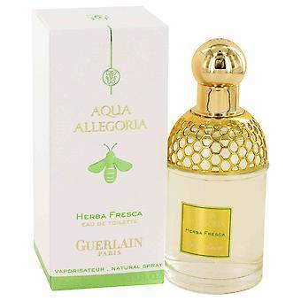 Aqua Allegoria Herba Fresca Parfum von Guerlain EDT 75ml