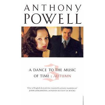 En dans til musik af tid af Anthony Powell - 9780099445470 bog