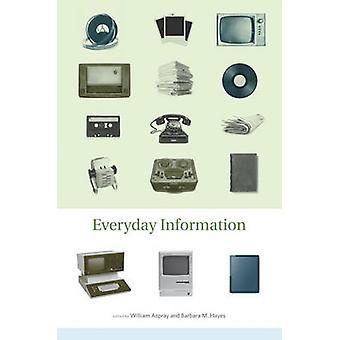 Dagelijkse informatie - de evolutie van het informatie zoeken in Amerika