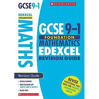 Maths Foundation Revision Guide for Edexcel - Foundation by Catherine