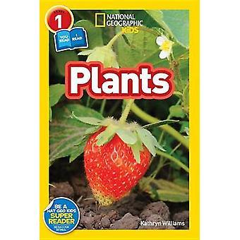 Plants by Kathryn Williams - 9781426326943 Book