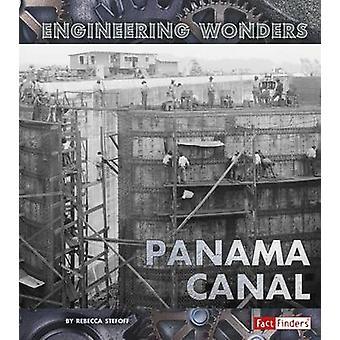 O Canal do Panamá por Rebecca Stefoff - livro 9781474711845