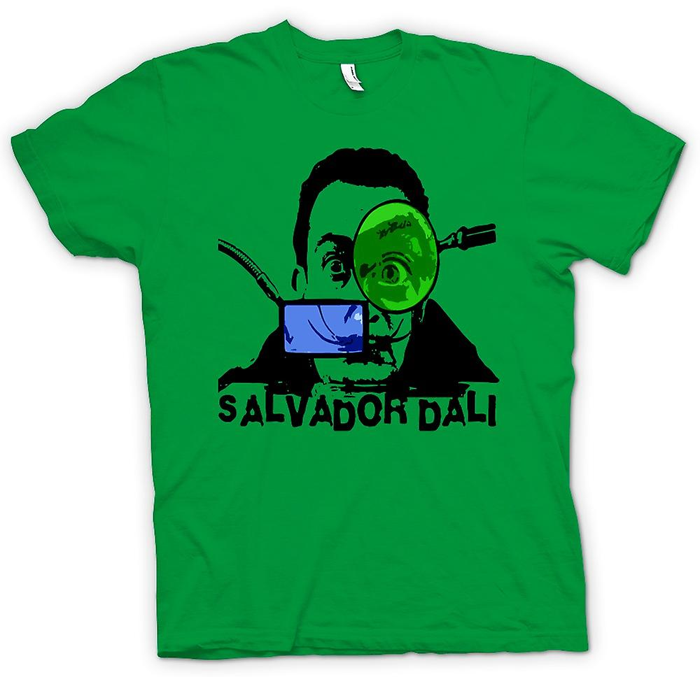 Mens T-shirt - Salvador Dali - Artist - Surreal