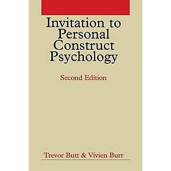 Invitation to Personal Construct Psychology (2nd Revised edition) by