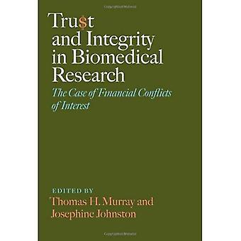Confiance et intégrité dans la recherche biomédicale: le cas de conflits d'intérêts financiers
