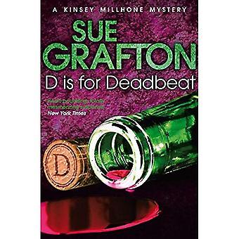 D is for Deadbeat (Kinsey Millhone Alphabet Series)