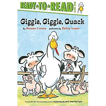 Giggle, Giggle, Quack (Ready-To-Read: Level 2)
