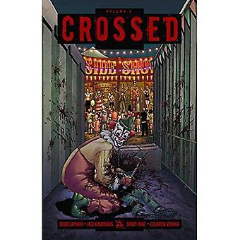 Crossed Vol. 5 Badlands