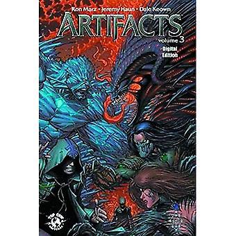 Artifacts Volume 3 TP (Artifacts