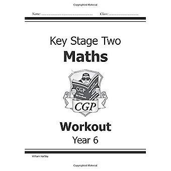 KS2 An Six Maths: carnet d'entraînement