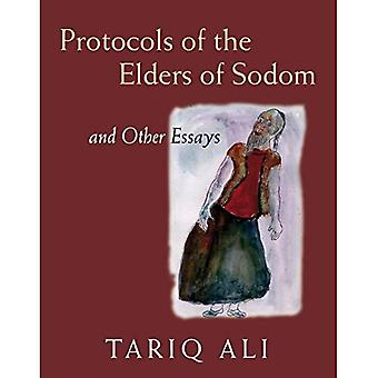 Protokoll av äldsterna i Sodom: och andra essäer