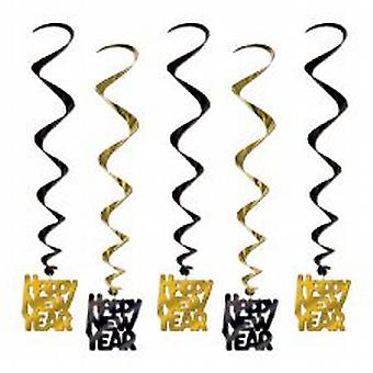 Happy New Year Hanging Decoration