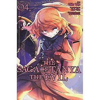 Die Saga von Tanya das Böse Vol. 4 (Manga)