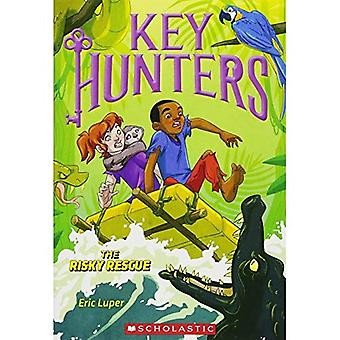 The Risky Rescue (Key Hunters)