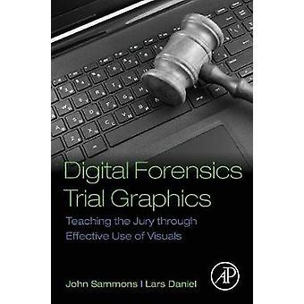 Digital Forensics retssag grafik undervisning Jury gennem effektiv udnyttelse af Visuals ved Sammons & John