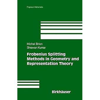 Frobenius dividindo métodos em geometria e a teoria da representação por Brion & Michel
