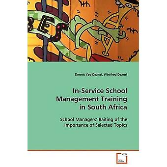 InService School Management Training by Dzansi & Dennis Yao