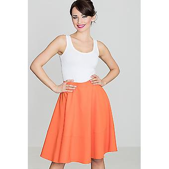 Lenitif Damen Rock Orange