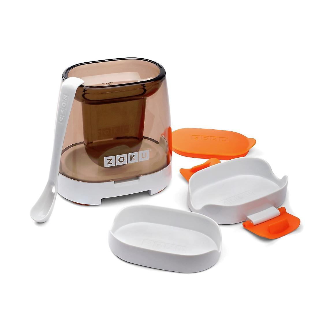 Zoku Chocolate dipping Station for Quick pops - non toxic BPA free plastic