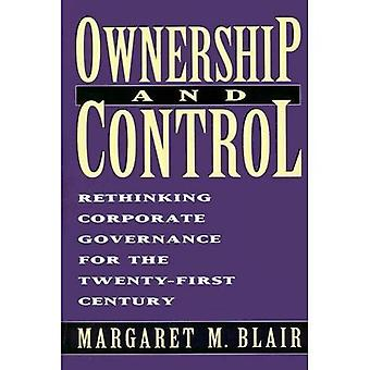 Ownership and Control: Who's at Stake in the Corporate Governance Debates